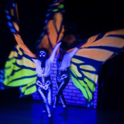 Monday Love to your 'Model' self, and Kudos to Critical Mass – So-Cal's dynamic dance theater