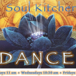 Monday Love to What's New For You & Big Love to the Soul Kitchen!