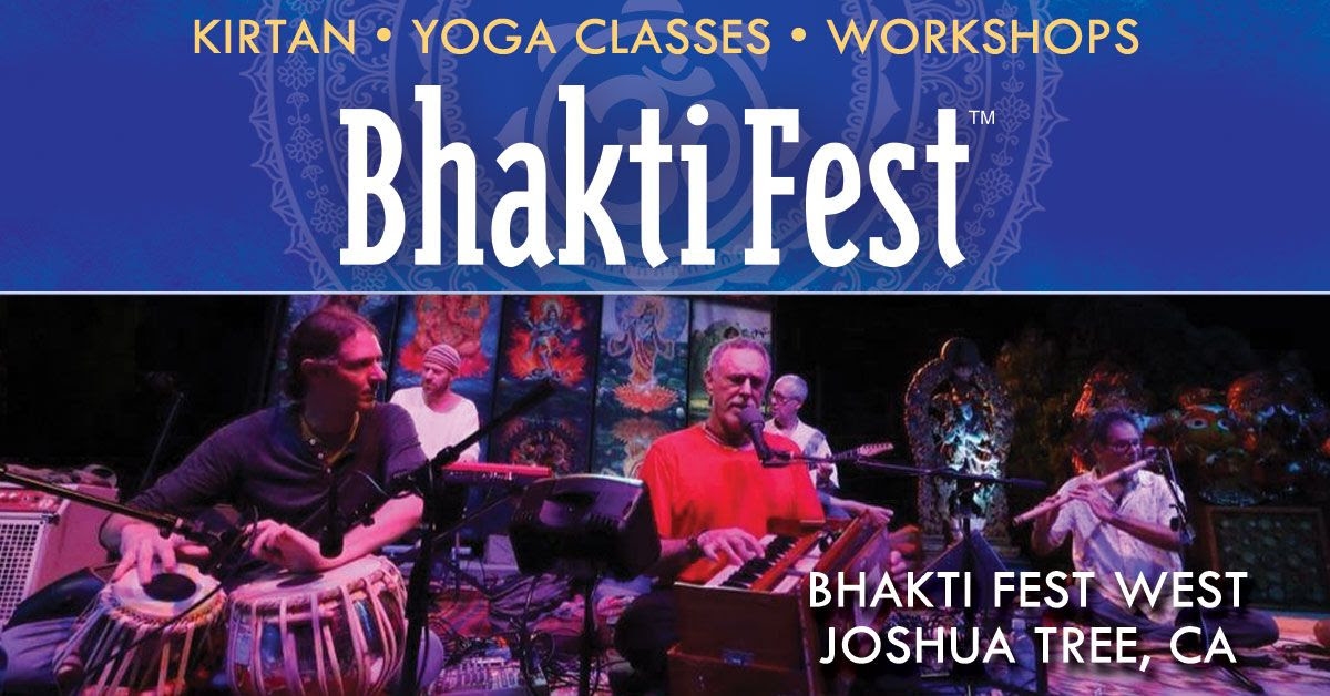 Monday Love to Your Once-in-a-Lifetime Eclipse and Big Ups to Bhakti Fest!