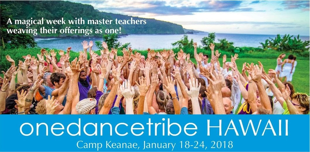Monday Love to your Reverence for Life and all roads lead to Maui for One Dance Tribe!