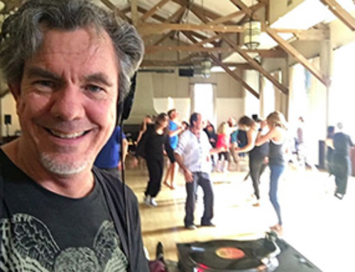 Monday Love to your Dance of Dynamism and Join Mark for a Groove in Palo Alto this Sunday!