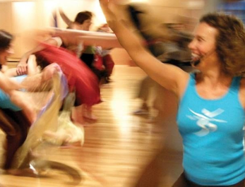 Dance First Member Insight: Megha Nancy Buttenheim, Founding Director and CJO (Chief JOY Officer) of Let Your Yoga Dance!