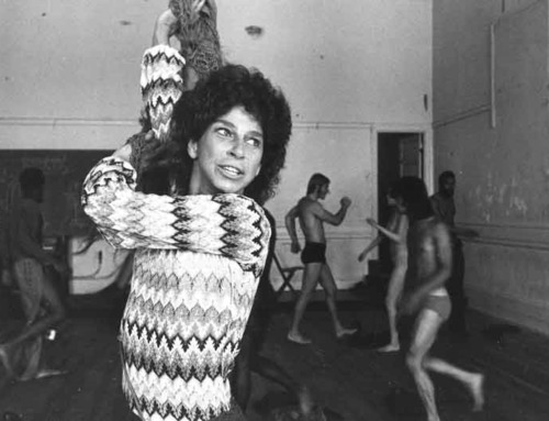 Dance First Memorial Tribute to Anna Halprin courtesy of The Tamalpa Institute